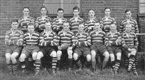 Yorkshire Rugby Union In World War Two