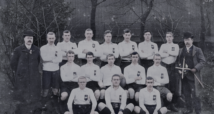 All Black For Yorkshire As Tourists Triumph – December 1905
