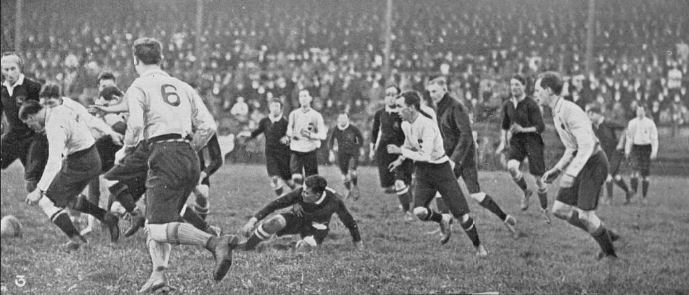 Springboks Leap Over Yorkshire – October 1906