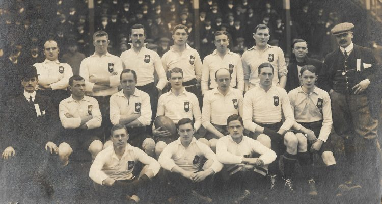 Wallabies Catch Yorkshire On The Hop – September 1908